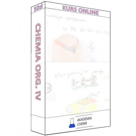 Chemia organiczna 4 – Cukry, Białka, Tłuszcze