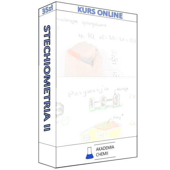 Stechiometria 2 – Stechiometria reakcji, Wydajność, Hydraty, Ustalanie wzoru związku