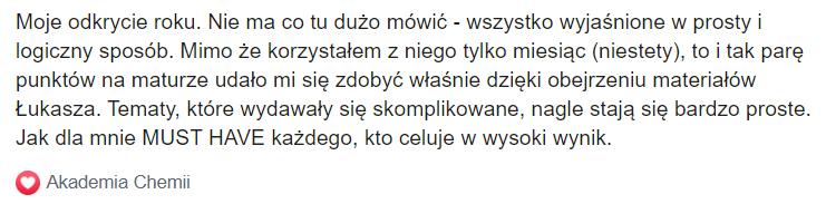 opinia