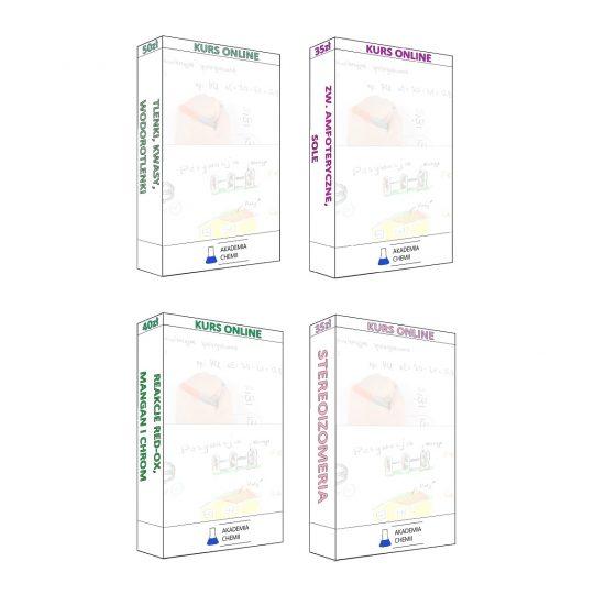 Pakiet Lekcji 2: Chemia nieorganiczna i Stereoizomeria