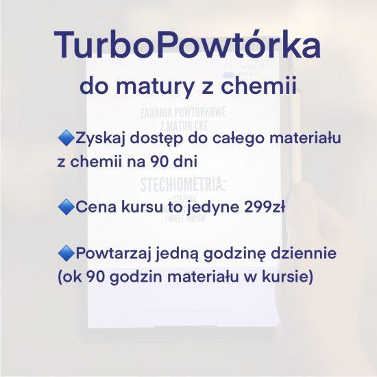TurboPowtórka – CAŁY KURS – 90 dni dostępu
