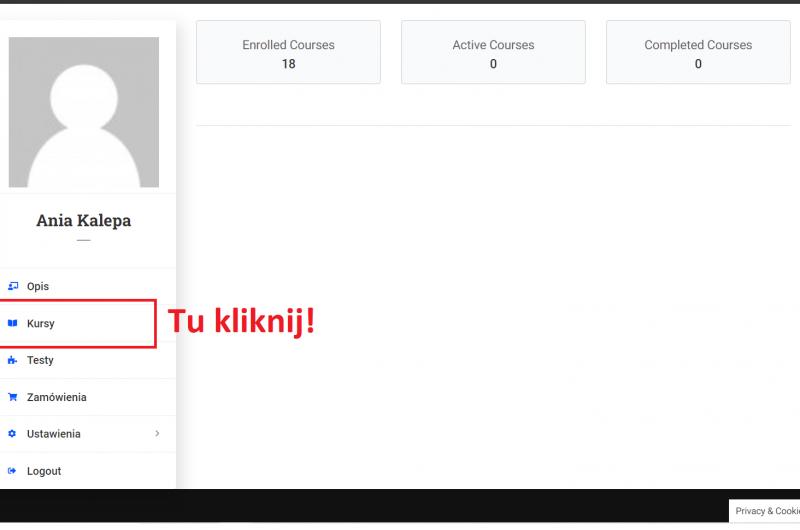 kliknij